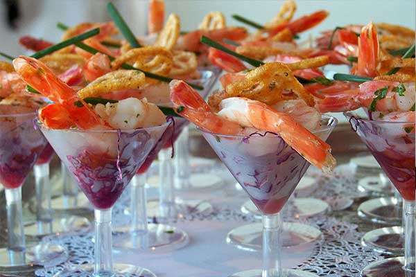 Hors d'oeuvre Catering